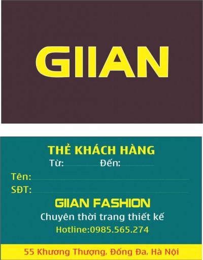 Card Gian