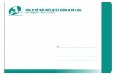 Địa chỉ công ty nhận in phong bì giá rẻ tại quận Đống Đa