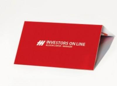 CARD GẬP ĐÔI – In Card Visit Lấy Ngay Giá Rẻ tại Quận Tây Hồ