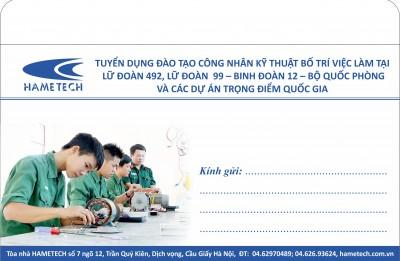 In Phong bì thư nhanh, rẻ tại quận Hà Đông