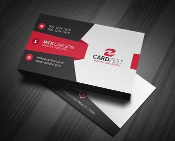 Nhận thiết kế in danh thiếp, in card visit lấy nhanh giá rẻ