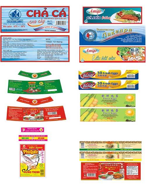 In tem nhãn decal giá rẻ, 100% miễn phí tư vấn tại Hà Nội